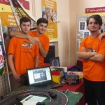 Dalla soffitta al laboratorio (Global Junior Challenge 2015)