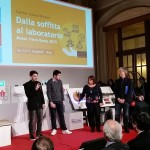 Dalla soffitta al laboratorio (Conferenza stampa MakerFaire 2016)